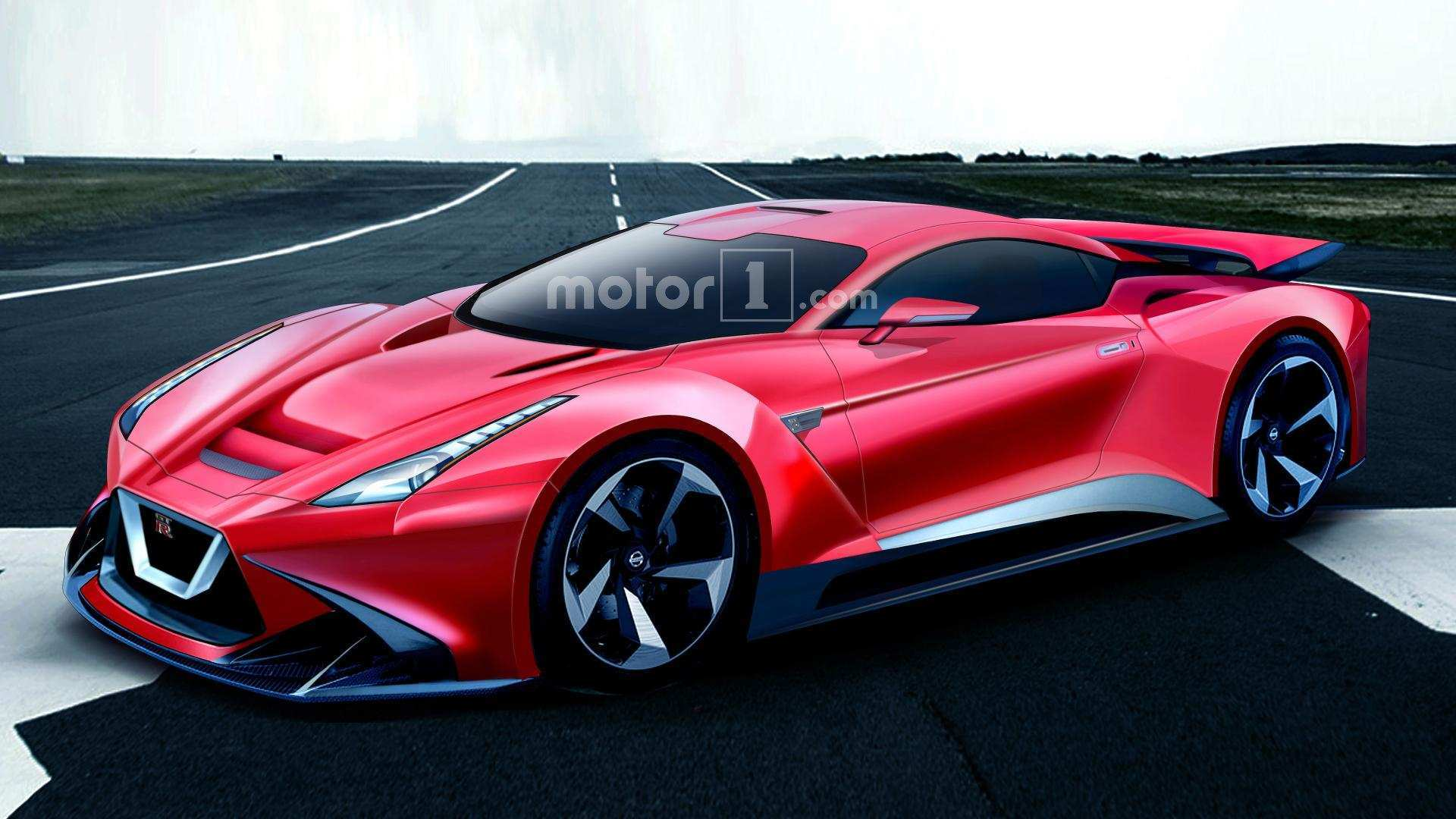 91 The 2020 Nissan Gtr Exterior and Interior with 2020 Nissan Gtr