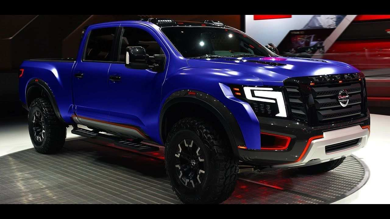 91 The 2020 Nissan Titan New Concept Reviews by 2020 Nissan Titan New Concept