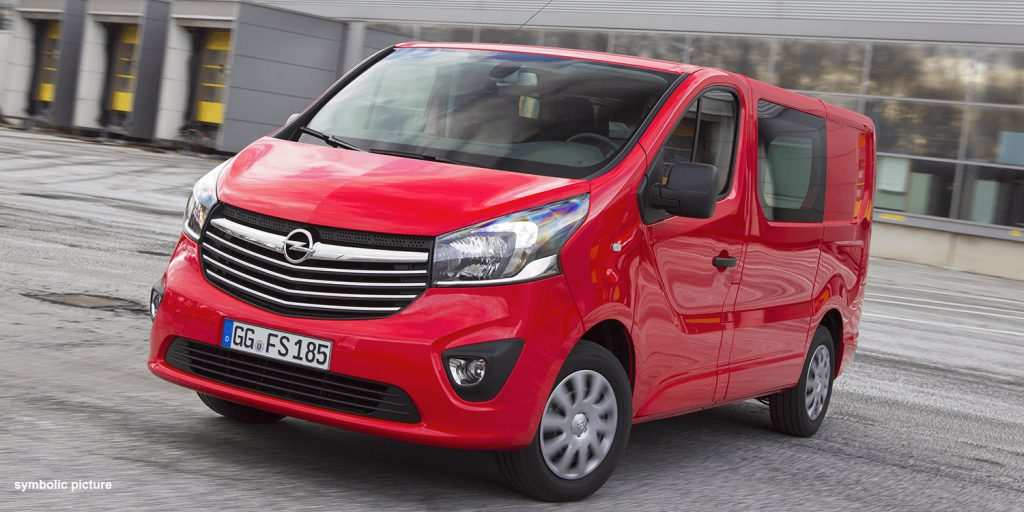 91 The 2020 Opel Vivaro 2018 Exterior and Interior by 2020 Opel Vivaro 2018