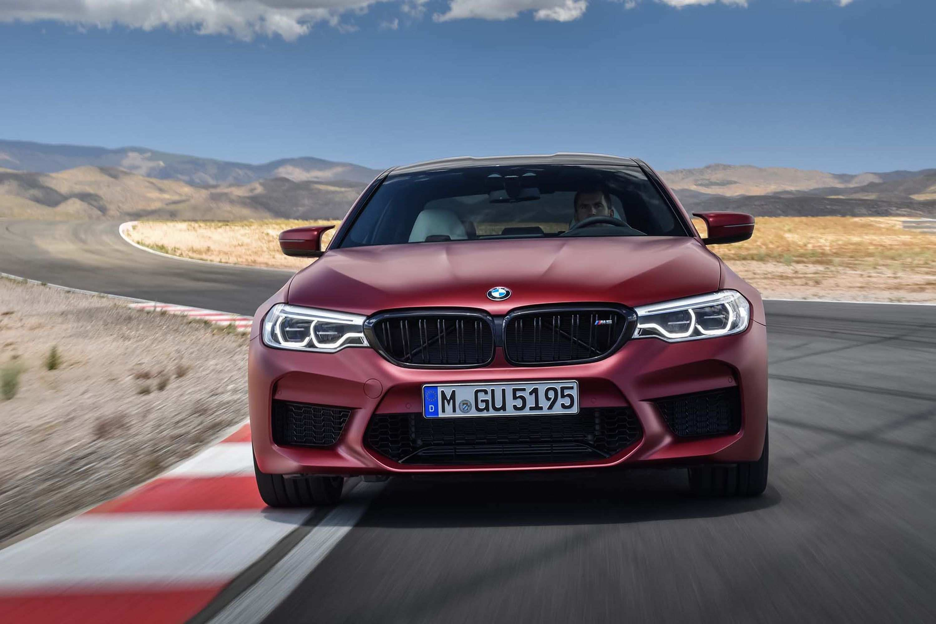 2020 BMW M5 Get New Engine System Rumors