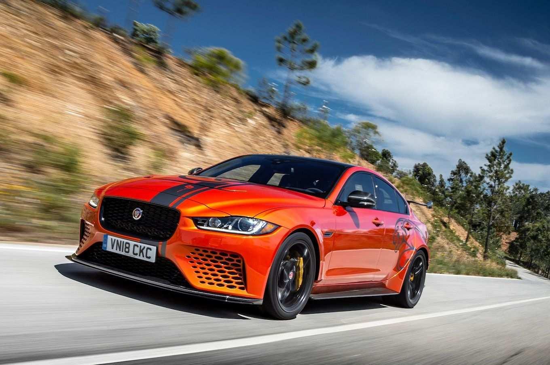 92 All New 2020 Jaguar Xe Sv Project 8 Photos by 2020 Jaguar Xe Sv Project 8