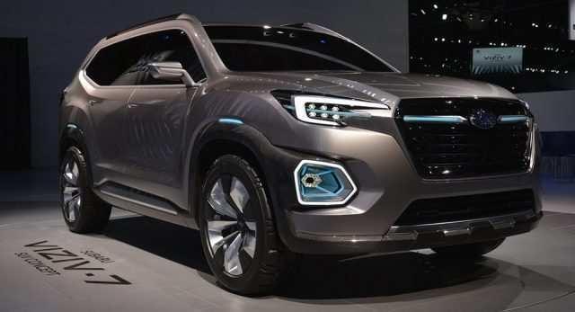 92 All New 2020 Subaru Viziv Pickup Interior for 2020 Subaru Viziv Pickup