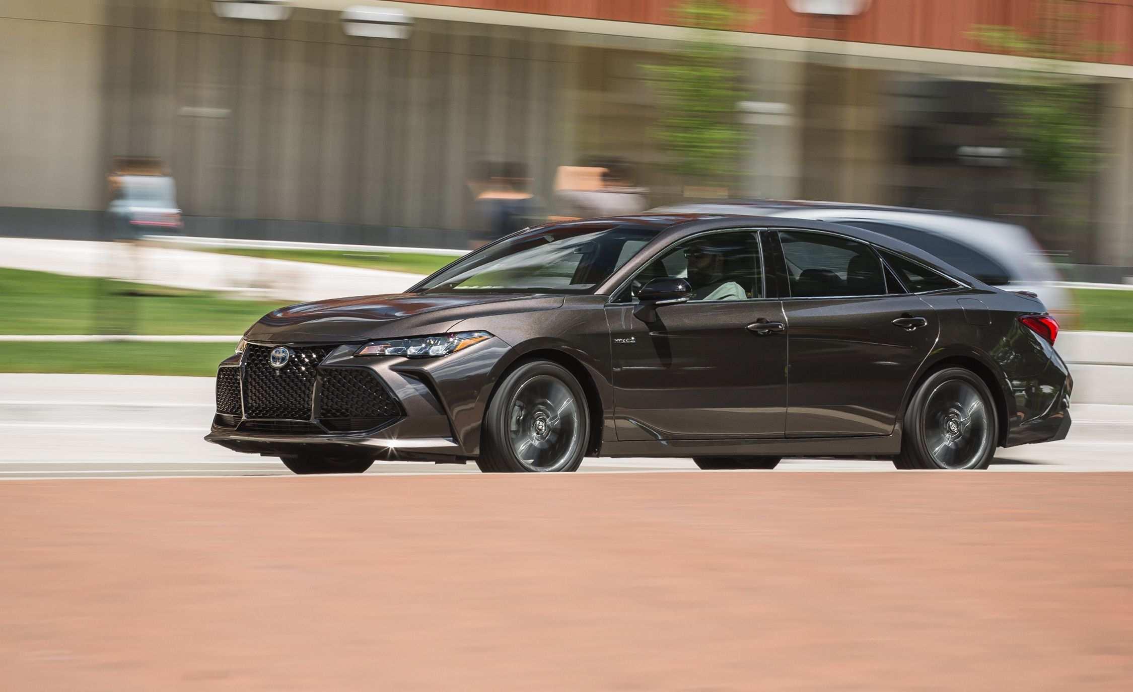 92 All New 2020 Toyota Avalon Hybrid History for 2020 Toyota Avalon Hybrid