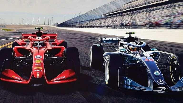 92 All New Mercedes 2020 F1 Spesification by Mercedes 2020 F1