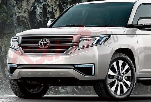 92 Best Review Toyota Land Cruiser V8 2020 Redesign and Concept by Toyota Land Cruiser V8 2020