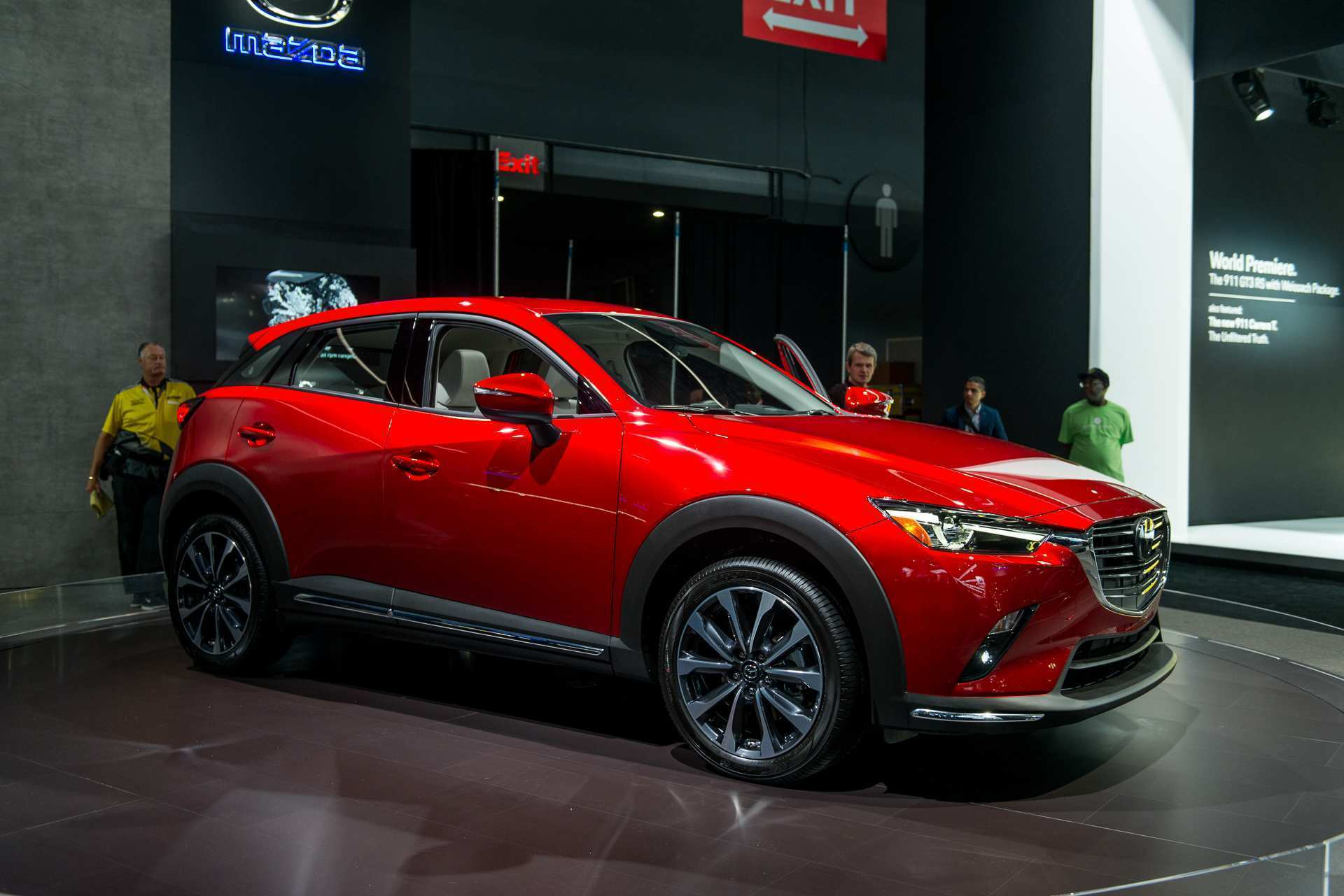 92 Concept of 2020 Mazda Cx 3 Release Date with 2020 Mazda Cx 3