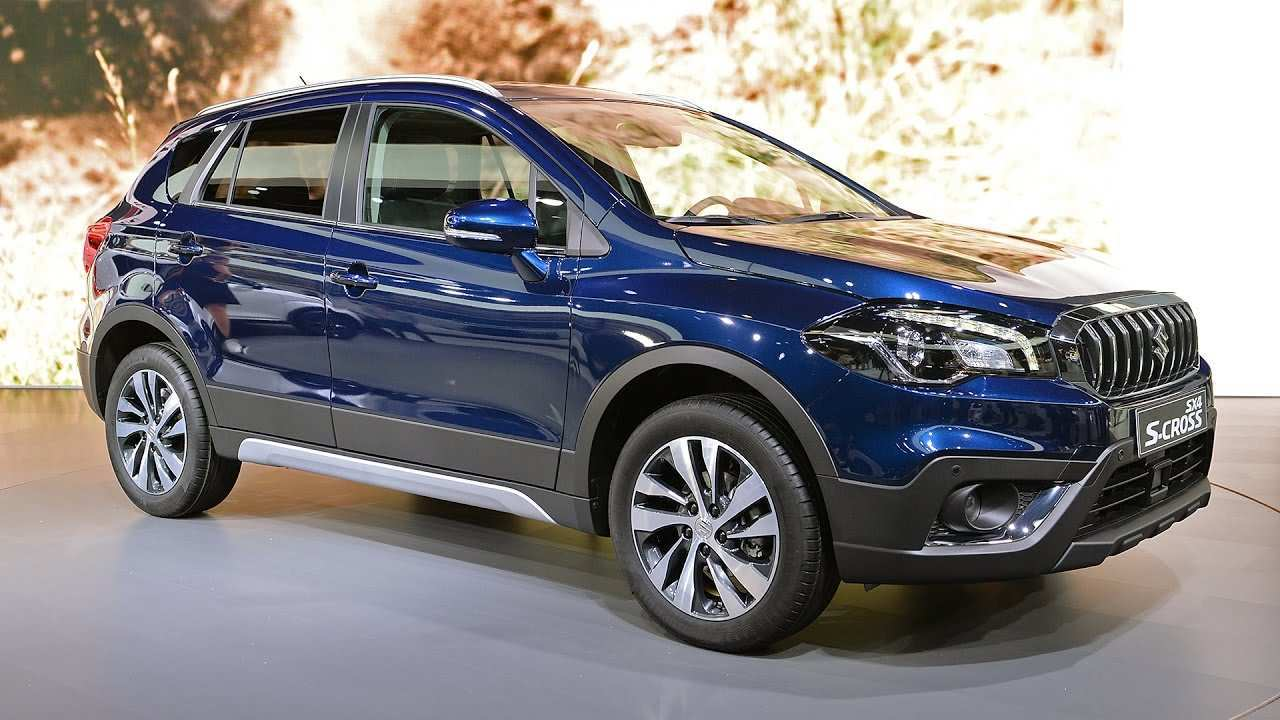 92 Concept of 2020 Suzuki Sx4 2018 Review with 2020 Suzuki Sx4 2018