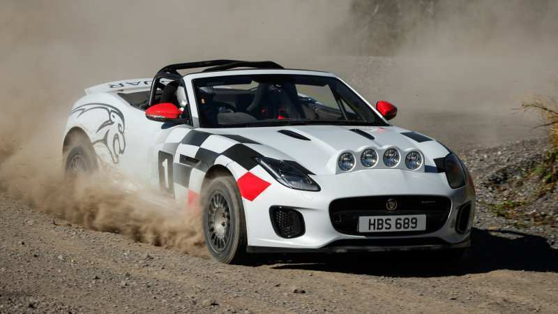 92 Concept of Jaguar National Rally 2020 Wallpaper by Jaguar National Rally 2020