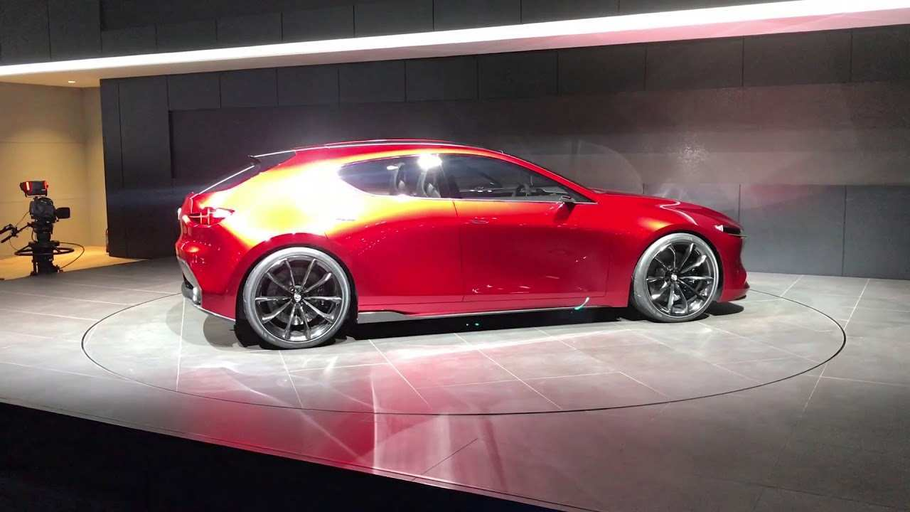 92 Concept of Mazda Axela 2020 Exterior by Mazda Axela 2020