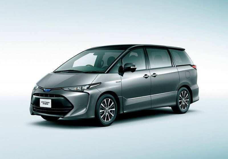 92 Concept of Toyota 2020 Van Style with Toyota 2020 Van