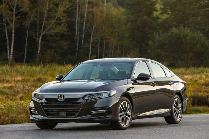 92 Gallery of 2020 Honda Accord Hybrid Rumors for 2020 Honda Accord Hybrid