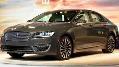 92 Gallery of 2020 Lincoln MKZ Hybrid Exterior and Interior by 2020 Lincoln MKZ Hybrid