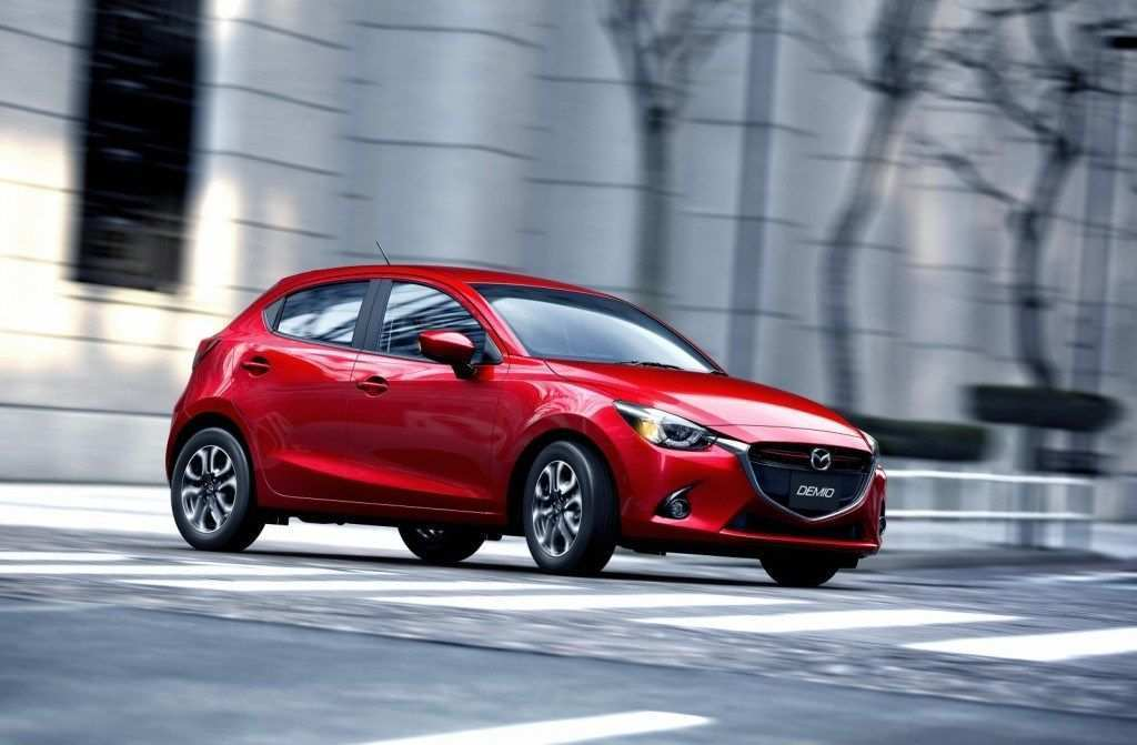 92 Gallery of 2020 Mazda 2 Speed Test for 2020 Mazda 2