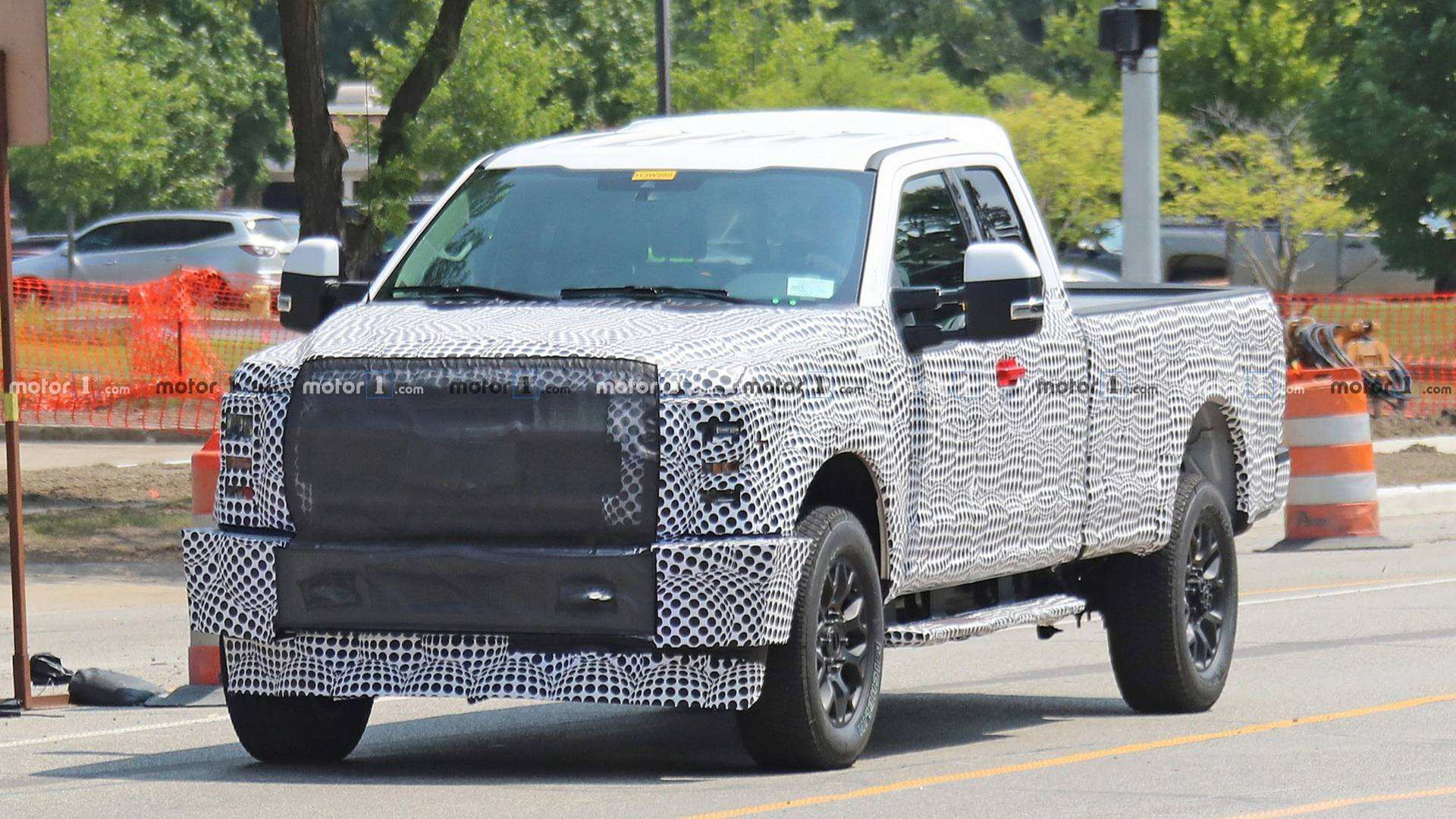 92 Gallery of 2020 Spy Shots Ford F350 Diesel Picture by 2020 Spy Shots Ford F350 Diesel
