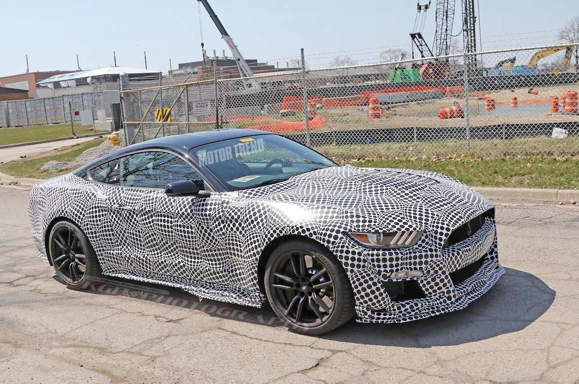 92 Gallery of 2020 The Spy Shots Ford Mustang Svt Gt 500 Ratings by 2020 The Spy Shots Ford Mustang Svt Gt 500