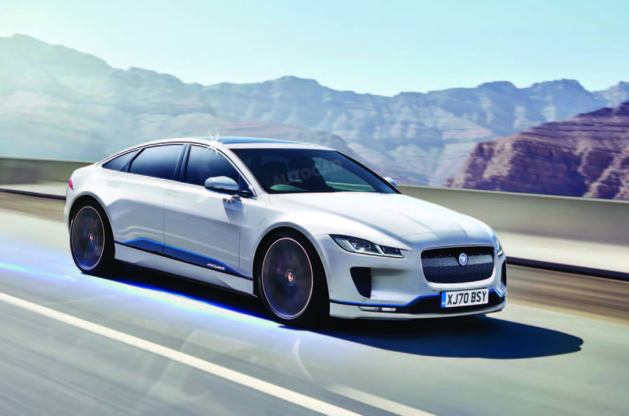 92 Gallery of Jaguar Xj 2020 Electric Concept with Jaguar Xj 2020 Electric