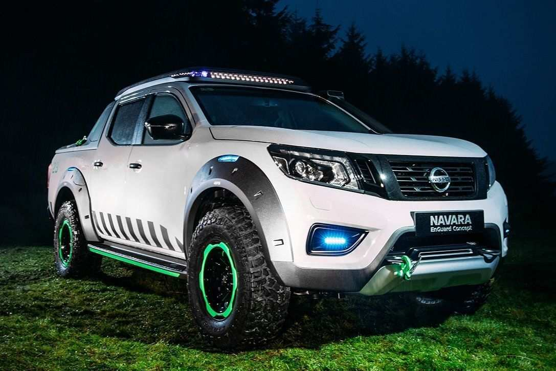 92 Gallery of Pickup Nissan 2020 New Review for Pickup Nissan 2020