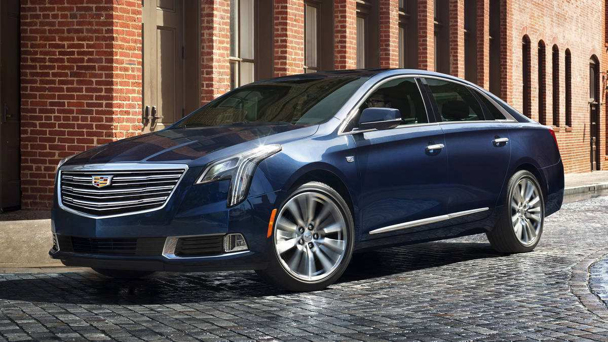 92 Great 2020 Cadillac XTS New Review for 2020 Cadillac XTS