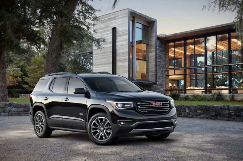 92 Great 2020 Gmc Acadia Denali Price by 2020 Gmc Acadia Denali