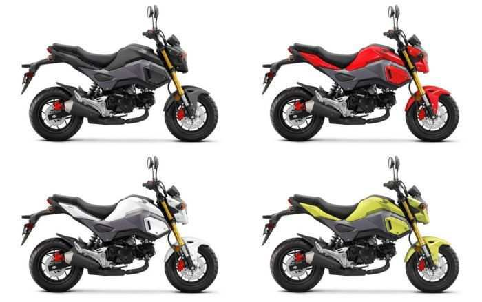 92 Great 2020 Honda Grom Colors Price for 2020 Honda Grom Colors
