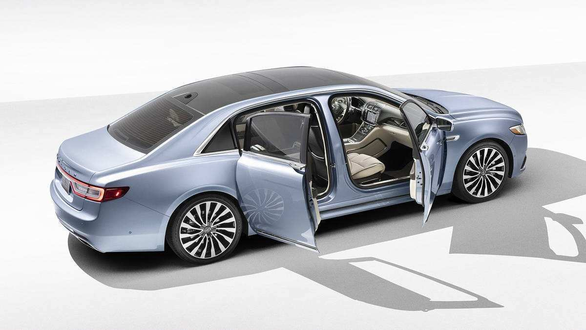 92 Great 2020 The Lincoln Continental Redesign and Concept for 2020 The Lincoln Continental