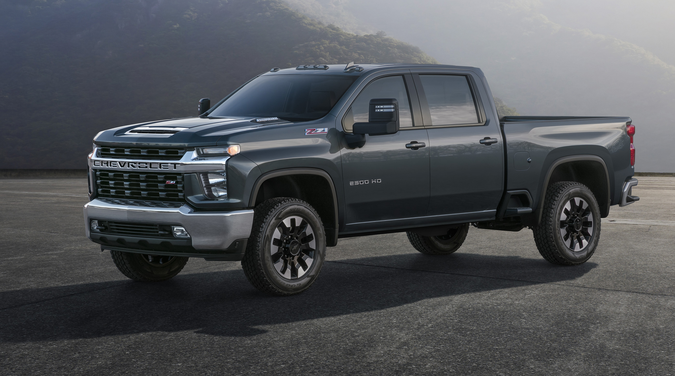 92 New 2020 Chevy 2500Hd Overview by 2020 Chevy 2500Hd