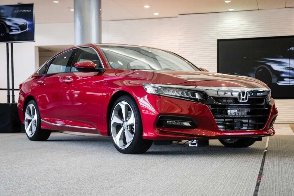 92 New 2020 Honda Accord Coupe Sedan Engine by 2020 Honda Accord Coupe Sedan