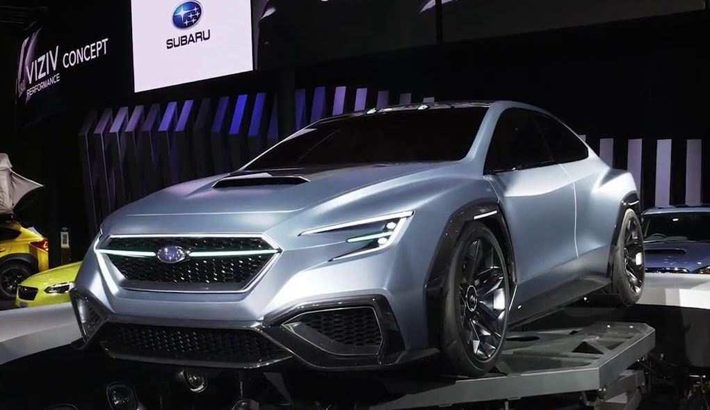 92 New Subaru Wrx 2020 Exterior Date Release for Subaru Wrx 2020 Exterior Date