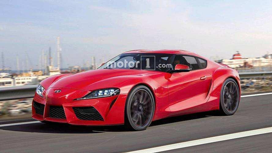 92 New Toyota 2020 Supra Spesification for Toyota 2020 Supra