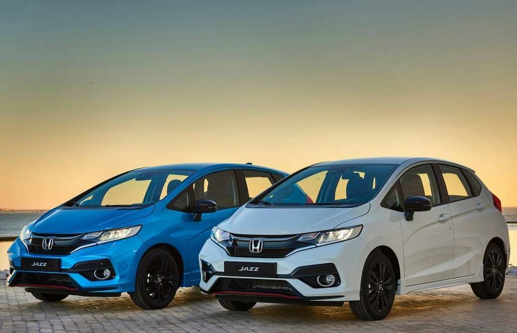 92 The 2020 Honda Jazz Exterior with 2020 Honda Jazz