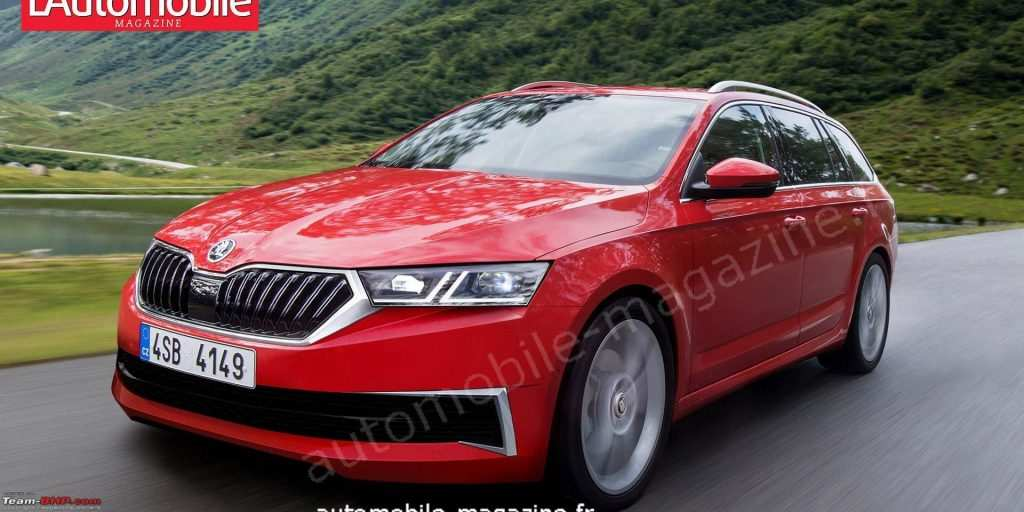 92 The 2020 New Skoda Superb 2018 Concept by 2020 New Skoda Superb 2018