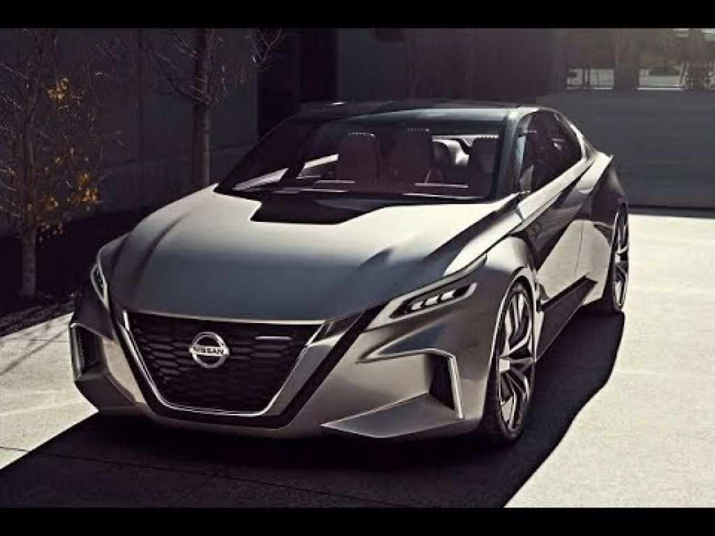 92 The 2020 Nissan Altima Model by 2020 Nissan Altima