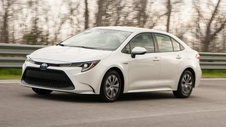 92 The 2020 Toyota Corolla Reviews by 2020 Toyota Corolla