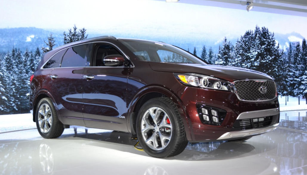 92 The Kia Sorento 2020 Brochure Speed Test with Kia Sorento 2020 Brochure