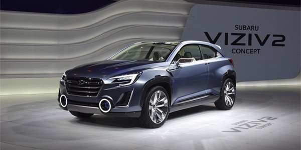 92 The Subaru Plug In Hybrid 2020 New Concept for Subaru Plug In Hybrid 2020