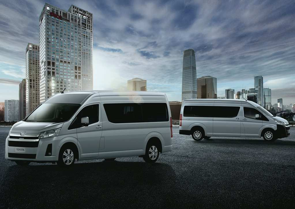 92 The Toyota Hiace 2020 Performance for Toyota Hiace 2020