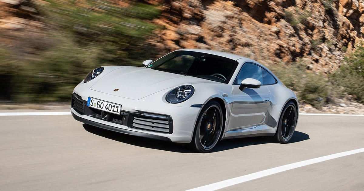 93 All New 2020 Porsche 911 Rumors for 2020 Porsche 911