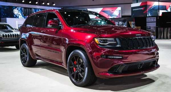 93 Best Review 2020 Grand Cherokee Srt Picture with 2020 Grand Cherokee Srt