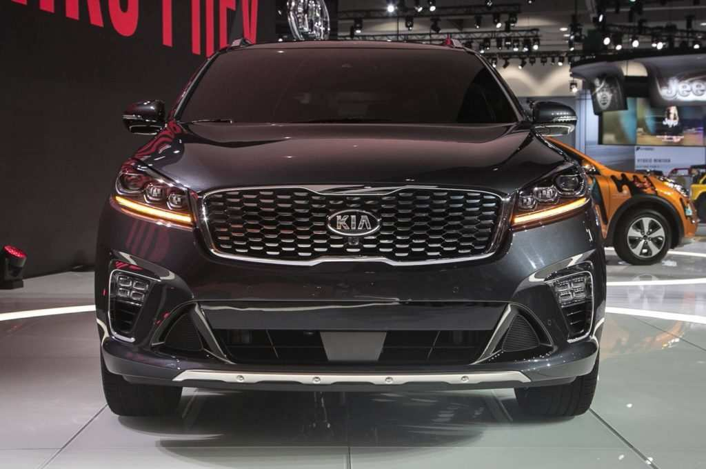 93 Best Review 2020 Kia Sedona Release with 2020 Kia Sedona