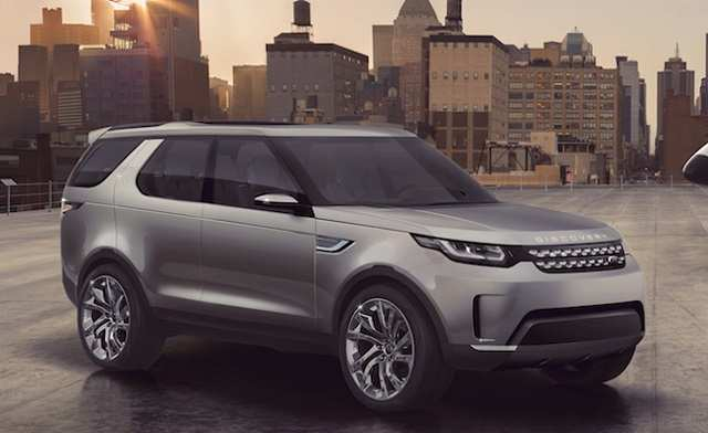 93 Best Review 2020 Land Rover Discovery Research New by 2020 Land Rover Discovery