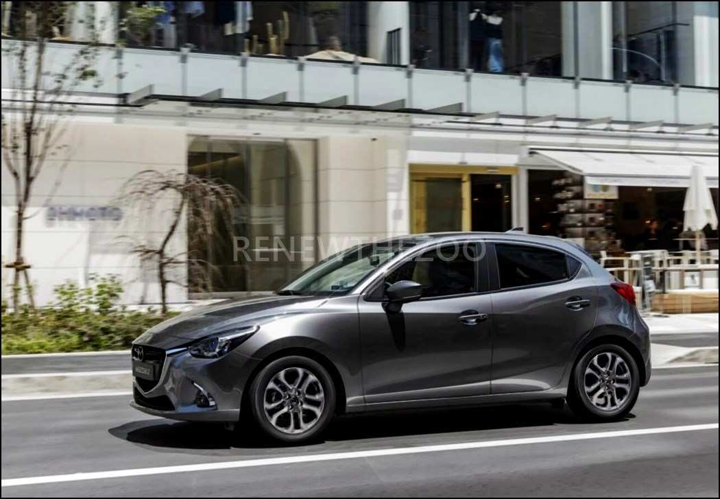 93 Best Review 2020 Mazda 2 Exterior with 2020 Mazda 2