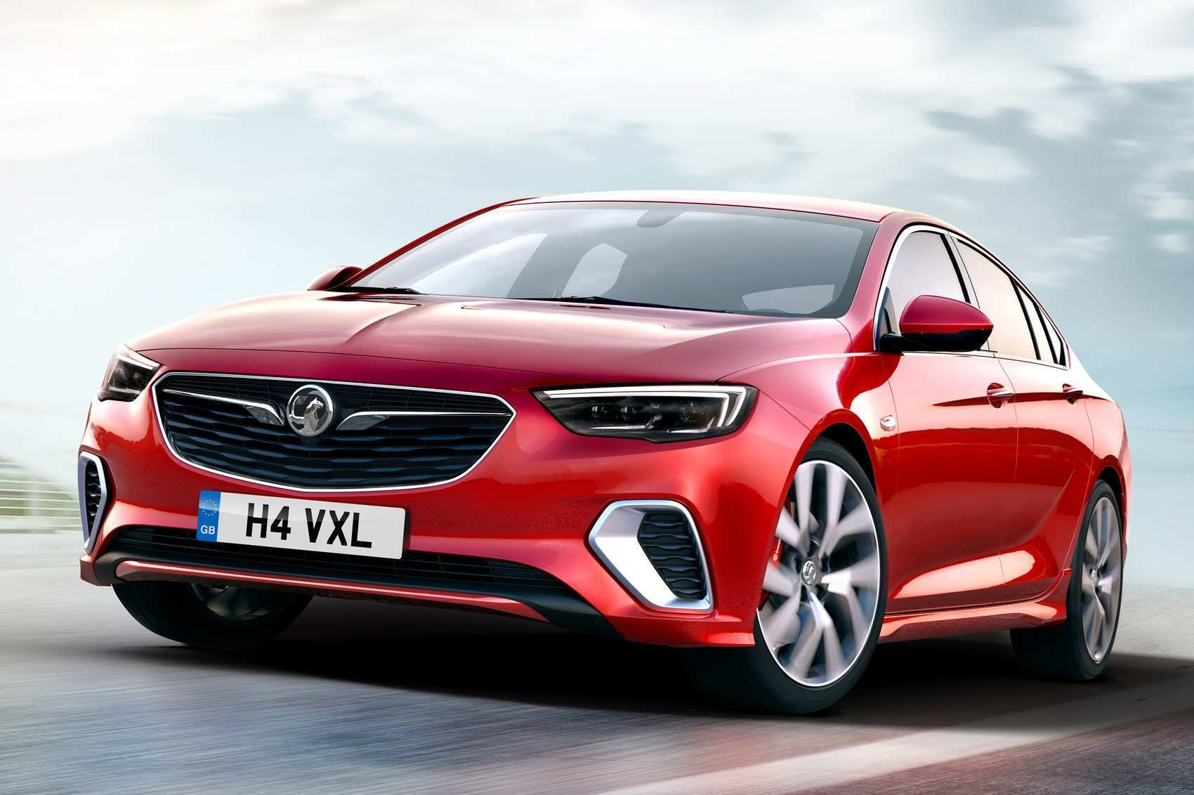 93 Best Review 2020 New Opel Insignia 2018 Exterior and Interior by 2020 New Opel Insignia 2018