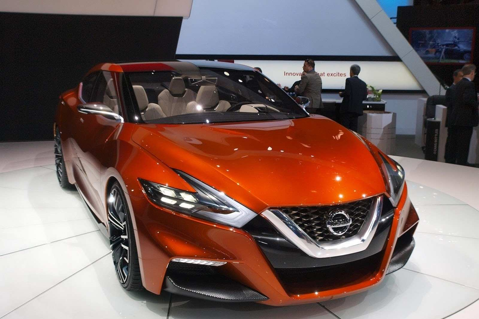 93 Best Review 2020 Nissan Maxima Nismo Concept by 2020 Nissan Maxima Nismo