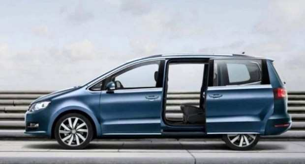 93 Best Review 2020 Volkswagen Sharan Performance by 2020 Volkswagen Sharan