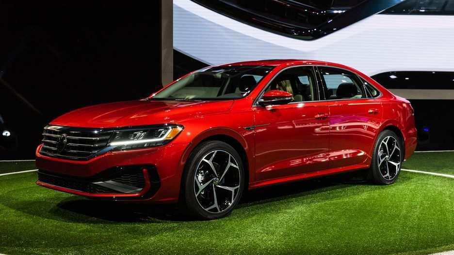 93 Best Review Volkswagen New Passat 2020 Spy Shoot by Volkswagen New Passat 2020