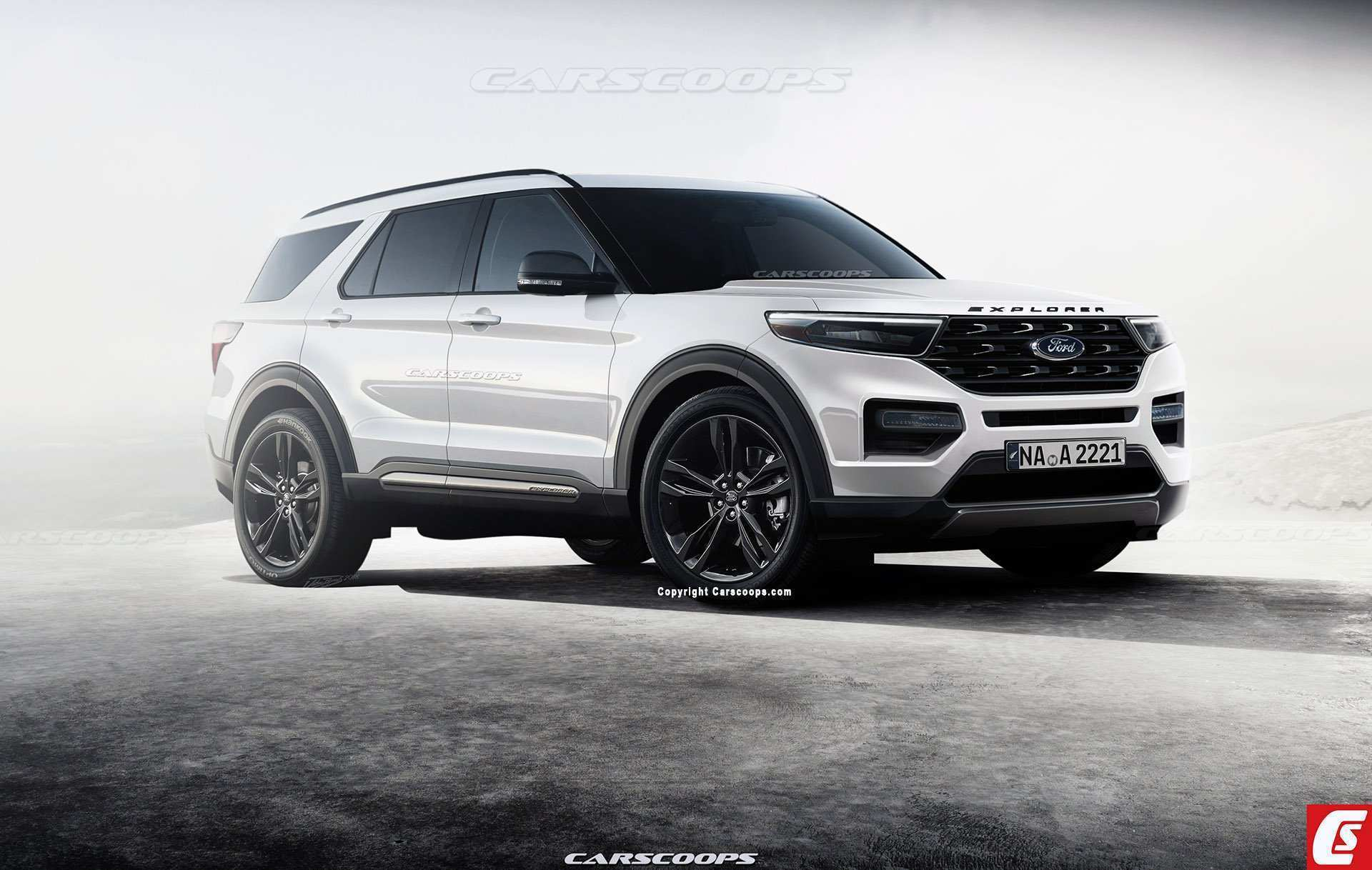 93 Concept of 2020 Ford Explorer Performance and New Engine with 2020 Ford Explorer