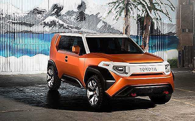 93 Concept of 2020 Toyota FJ Cruiser Overview with 2020 Toyota FJ Cruiser