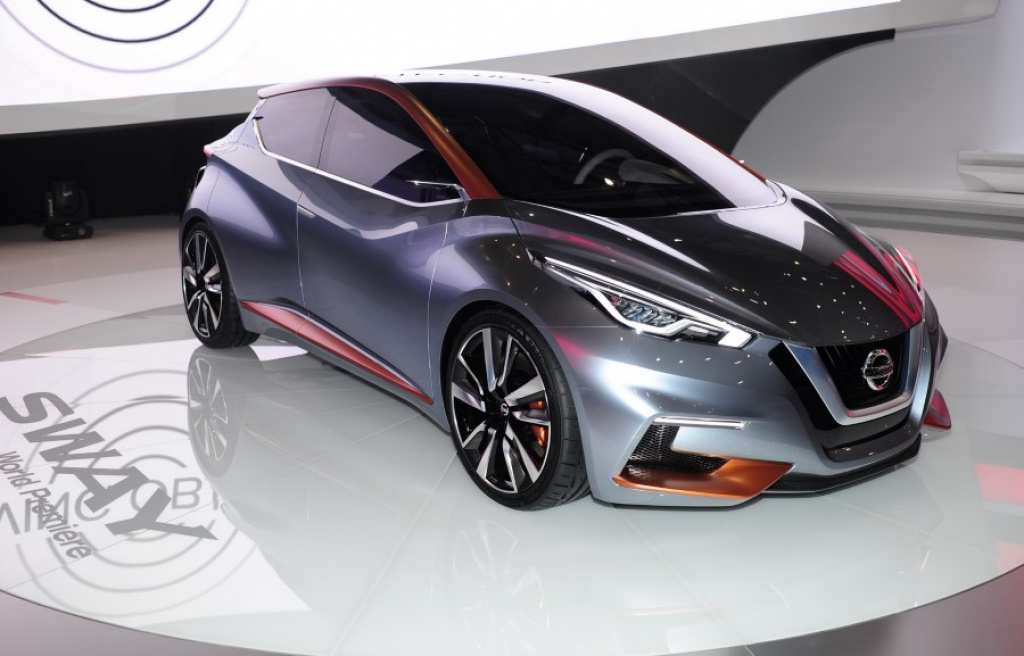 93 Concept of Nissan 2020 Micra Concept for Nissan 2020 Micra