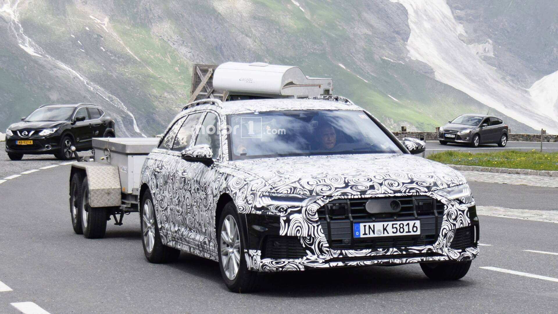 93 Gallery of 2020 Audi A6 Spy Shoot for 2020 Audi A6