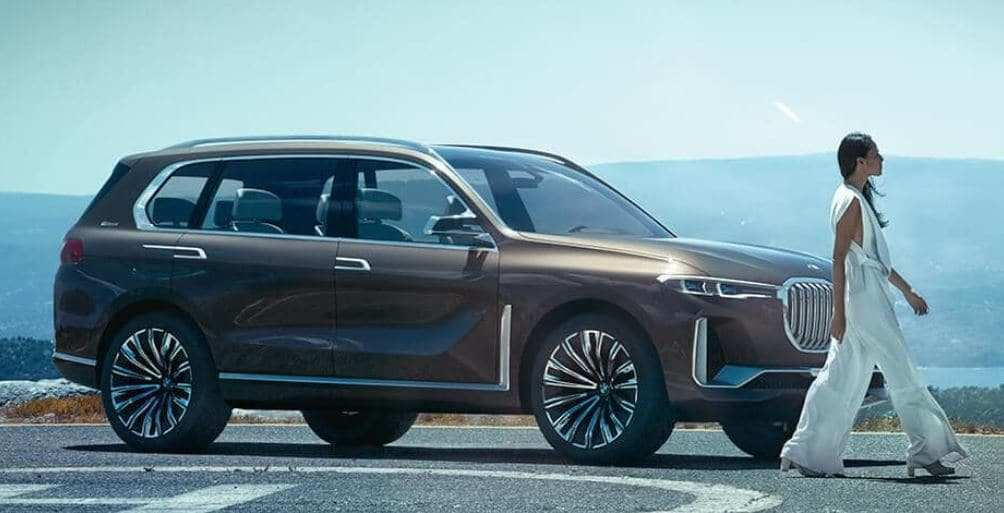 93 Gallery of 2020 BMW X7 Suv Series History by 2020 BMW X7 Suv Series